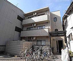 京都府京都市上京区聖天町の賃貸マンションの外観