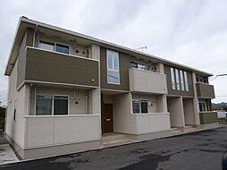 岡山県倉敷市南畝7の賃貸アパートの外観