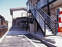 レオパレススリジエ3[2階]の外観
