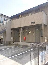 神奈川県横浜市緑区長津田4丁目の賃貸アパートの外観