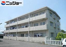キャッスルエポック[2階]の外観