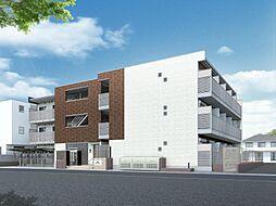 埼玉県さいたま市大宮区北袋町2丁目の賃貸マンションの外観