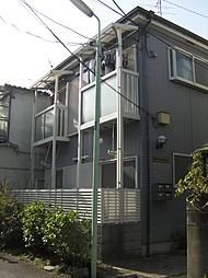 東京都杉並区成田東5丁目の賃貸アパートの外観