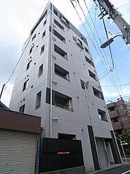 東京都台東区東浅草2丁目の賃貸マンションの外観
