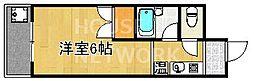 サントピアZen[102号室号室]の間取り