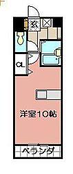 それいゆII(明和町)[202号室]の間取り