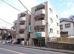 神奈川県川崎市多摩区寺尾台1丁目の賃貸マンションの外観