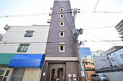 バンシャトー[2階]の外観