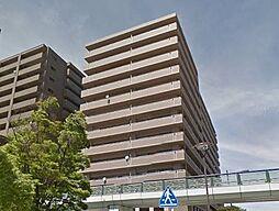滋賀県栗東市綣2丁目の賃貸マンションの外観