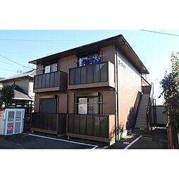 JR常磐線 土浦駅 バス15分 若松町住宅前下車 徒歩4分の賃貸アパート