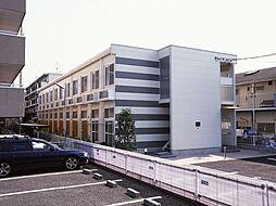 神奈川県座間市東原2丁目の賃貸アパートの外観
