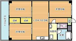 ハイツシーサイドI[105号室]の外観