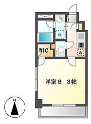 タウンライフ名駅[5階]の間取り