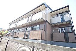 愛知県名古屋市天白区植田東3丁目の賃貸アパートの外観