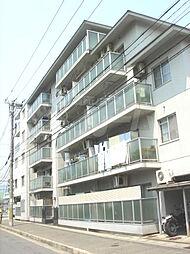 京都府京都市西京区下津林東大般若町の賃貸マンションの外観
