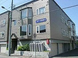 ラポート新札幌A[2階]の外観