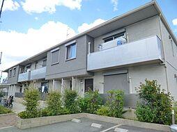 シャーメゾン稲田本町A棟[A101号室号室]の外観