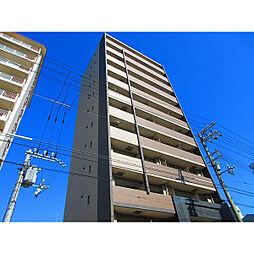 スワンズ大阪アクシオン[804号室]の外観