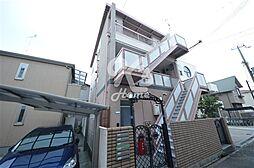 兵庫県神戸市須磨区天神町3丁目の賃貸マンションの外観