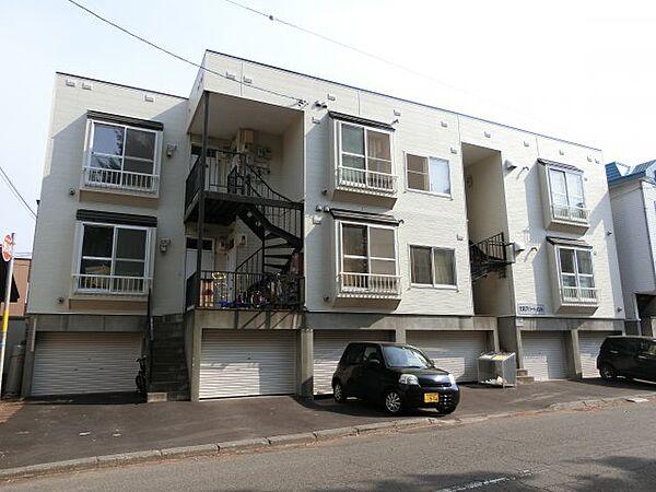 元町アパートメント[106号室]の外観