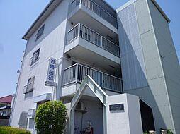大阪府堺市西区浜寺船尾町西3丁の賃貸マンションの外観