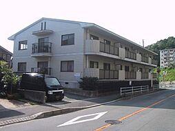 広島県広島市東区戸坂新町2丁目の賃貸マンションの外観