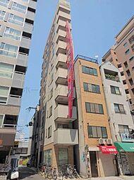 アンビション安堂寺[2階]の外観