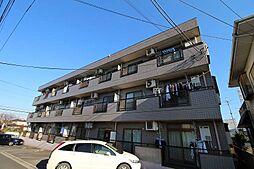 埼玉県朝霞市根岸台1丁目の賃貸マンションの外観