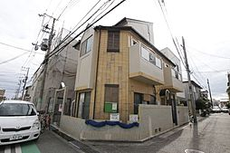 兵庫県西宮市今津野田町の賃貸アパートの外観