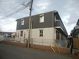 仮)レセンテ大和田新田[208号室]の外観