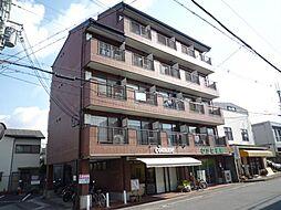 大阪府河内長野市千代田南町の賃貸マンションの外観