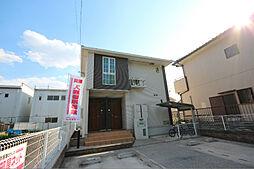 愛知県名古屋市中川区吉津3の賃貸アパートの外観