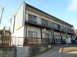 関アパート[2階]の外観