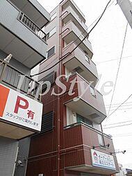 東京都足立区南花畑4の賃貸マンションの外観
