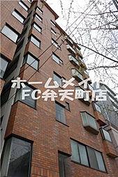 サントピア阿波座A棟[5階]の外観