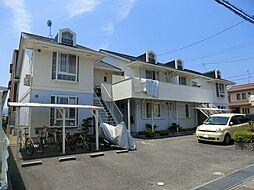 兵庫県伊丹市荒牧5丁目の賃貸アパートの外観