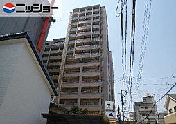 H・F名駅北レジデンスEAST[9階]の外観