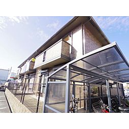 奈良県奈良市大安寺町の賃貸アパートの外観