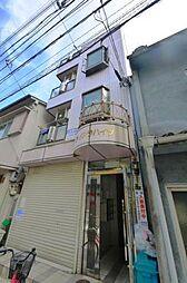 大阪府大阪市北区黒崎町の賃貸マンションの外観