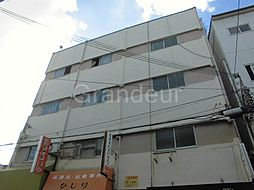 鶴見マンション[4階]の外観