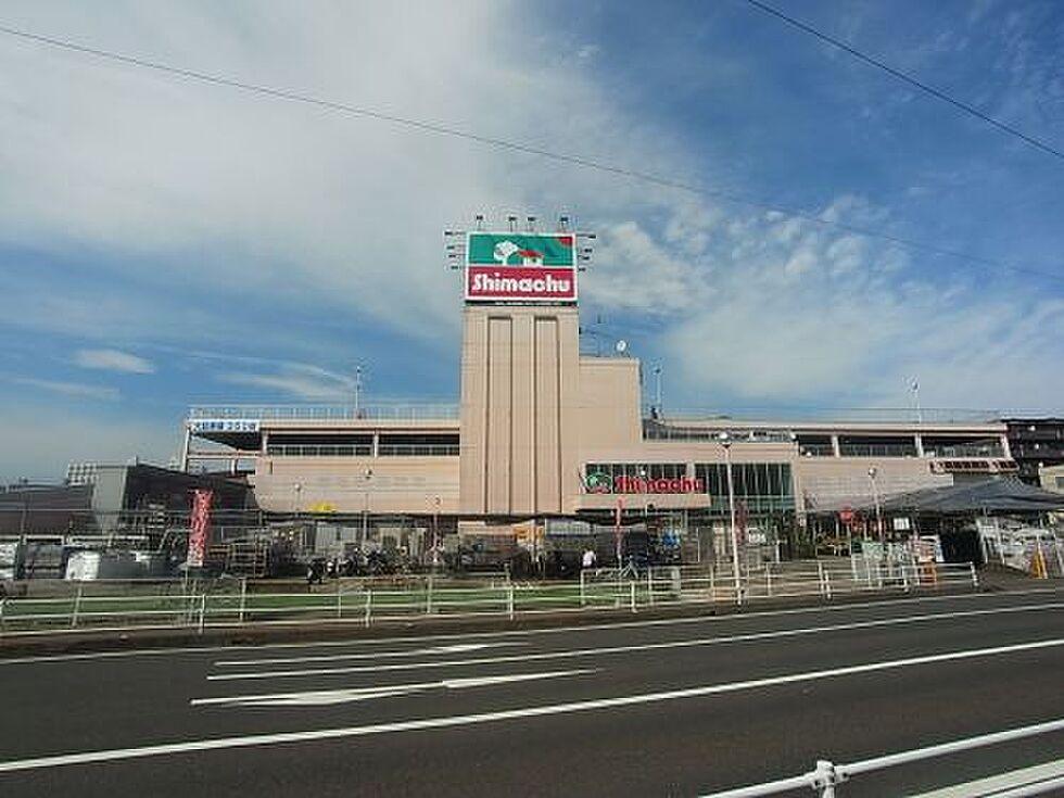 周辺(ホームセンター島忠・海老名店まで3132m)