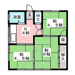 多賀城駅 4.0万円