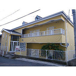 兵庫県神戸市北区鈴蘭台西町1丁目の賃貸マンションの外観