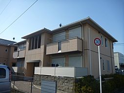 カーサバウムII[1階]の外観