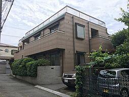 東京都練馬区羽沢2丁目の賃貸マンションの外観
