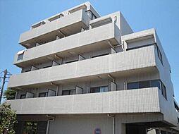 立川幸町クリスタルマンション[5階]の外観