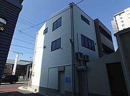 東区白壁4丁目一棟ビル。出来町通沿い。北西角地。