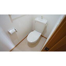 夢が丘ガーデンハイツIIのトイレ