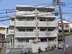広島県広島市佐伯区五日市町昭和台の賃貸マンションの外観