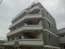 Kitano Flats Plus[4階]の外観
